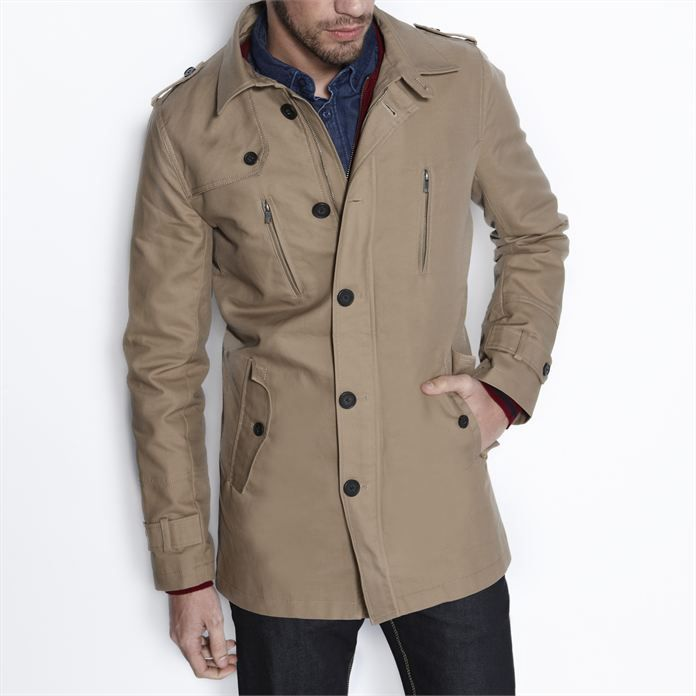 Trench coton Beige homme </p>                     </div>   <!--bof Product URL --> <!--eof Product URL --> <!--bof Quantity Discounts table --> <!--eof Quantity Discounts table --> </div>                        </dd> <dt class=