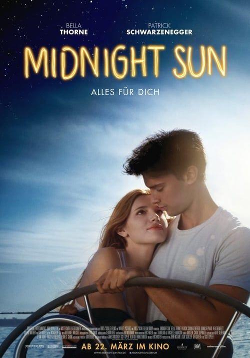 Midnight Sun Stream English