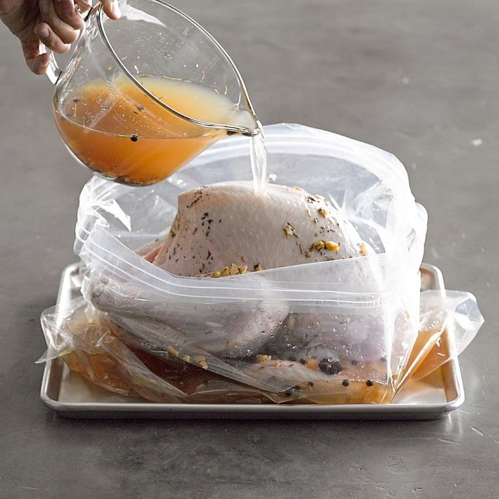 Food, Brine Recipe, Brining Bags
