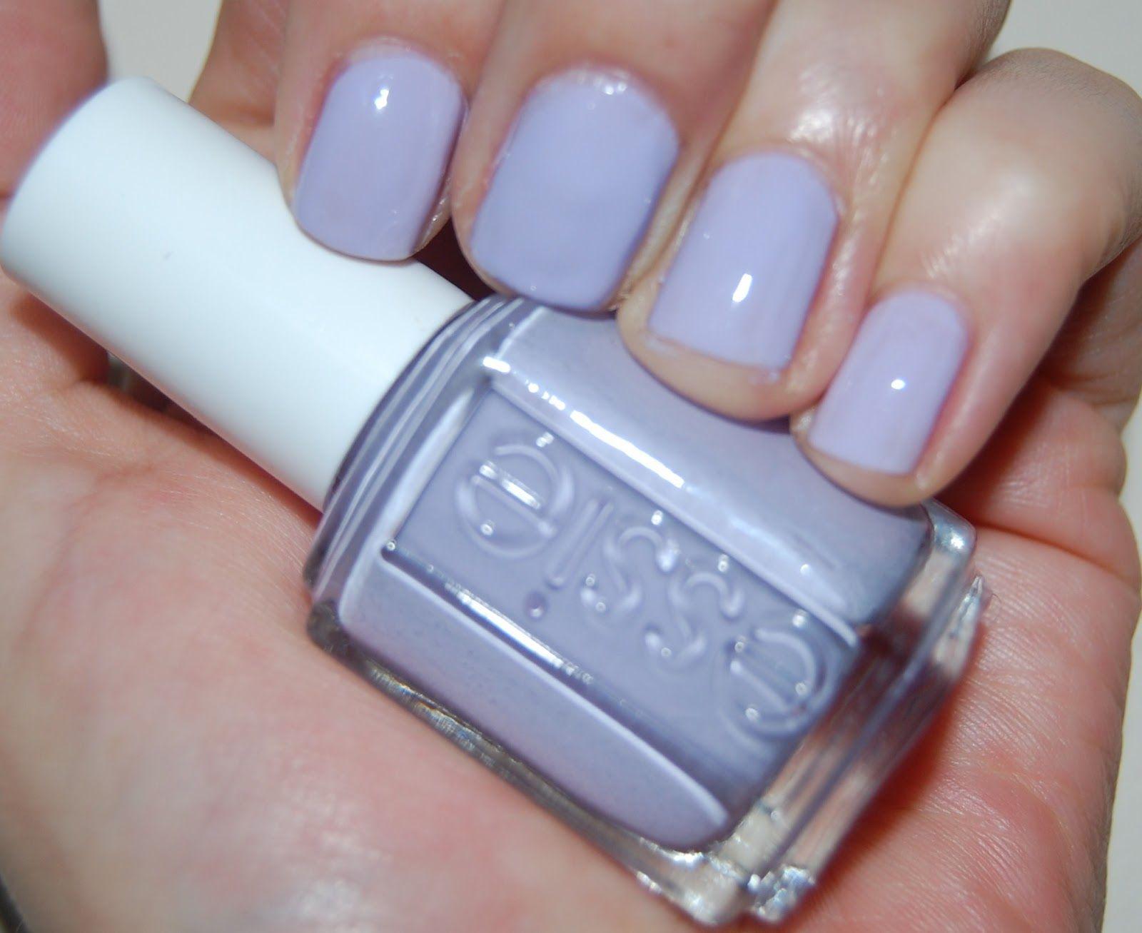 Essie+Lilacism+Swatch.JPG | ESSIE nail polish | Pinterest | Essie ...