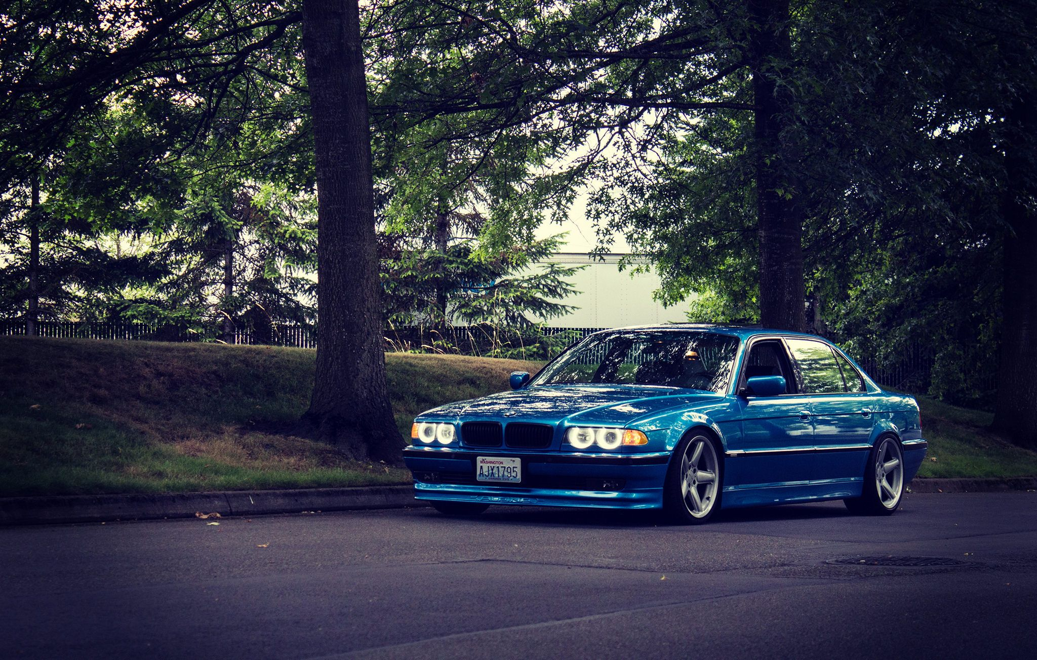 Bmw 7 Series E38 Low Bmw E38 Bmw 7 Series Bmw Blue