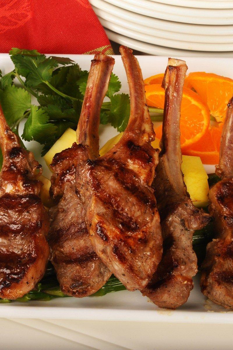 lamb chops recipe caribbean Lamb Chops  KitchMe  Haitian food recipes, Lamb recipes