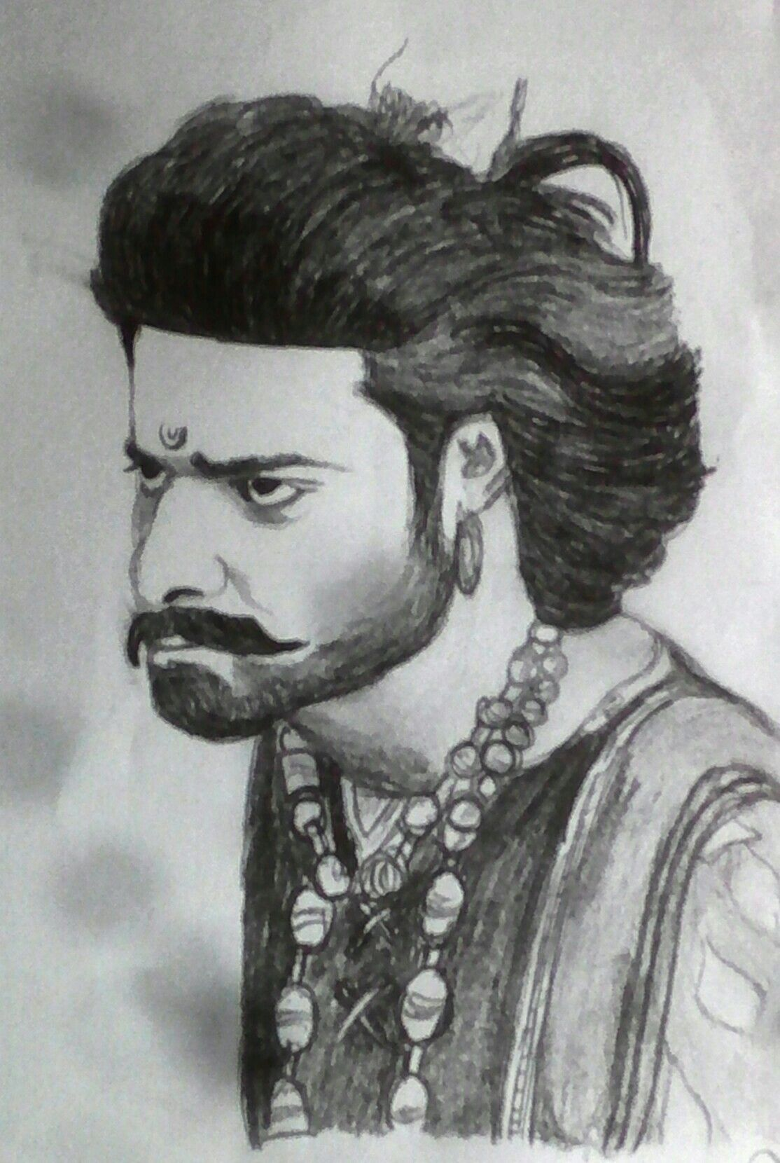 Bahubali 2 drawing