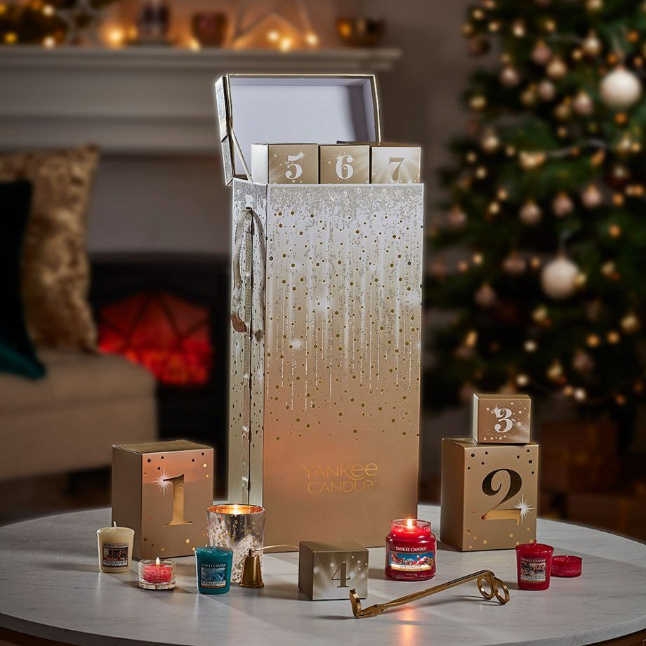 Yankee Candle Advent Calendars 2018 Are Here And There S One For