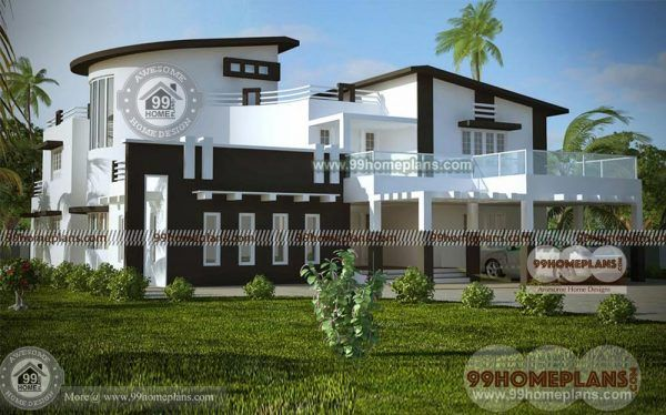 House design image gallery  new double floor stylish home plan ideas also rh pinterest