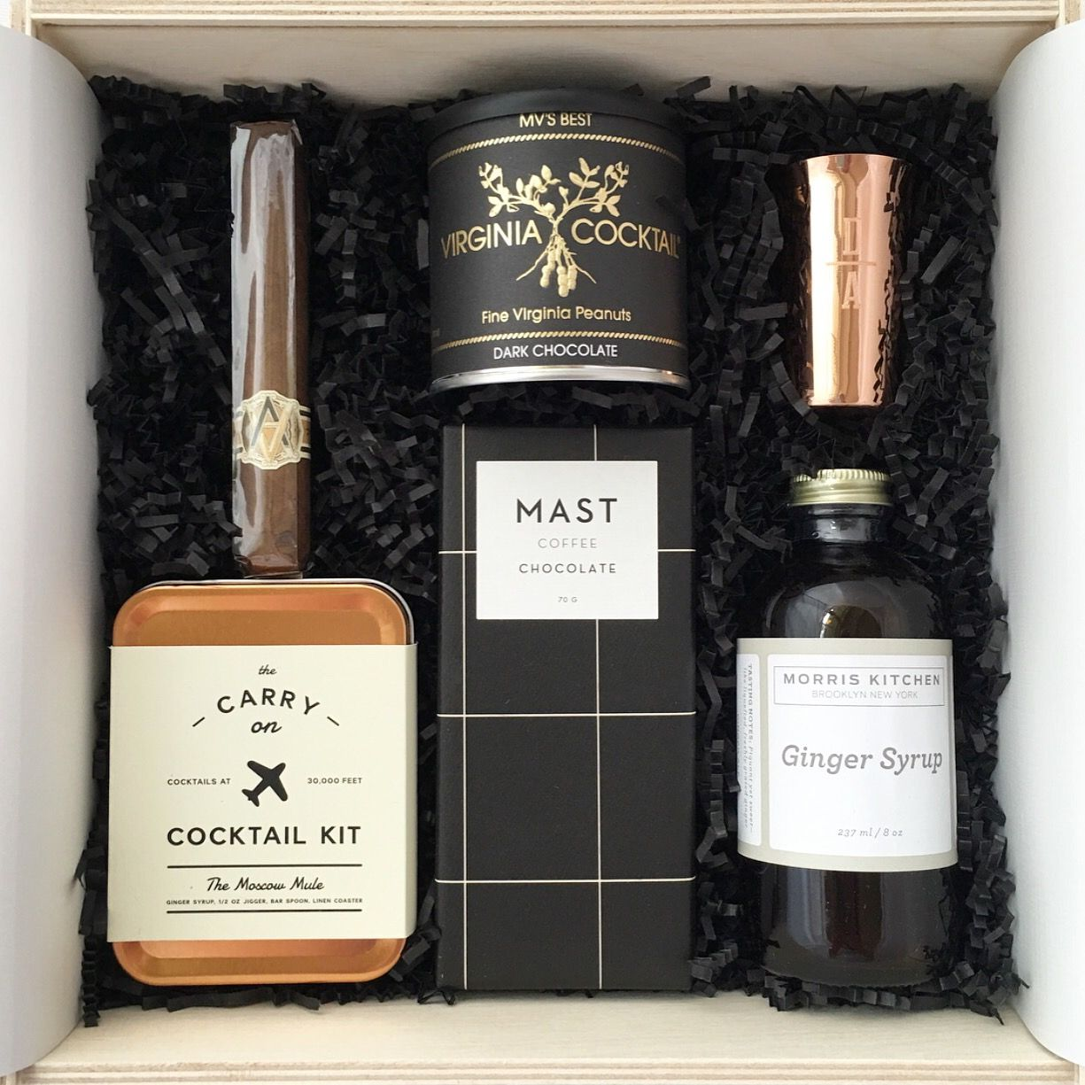 Custom Gift Box Groomsmen Gift For The Knot