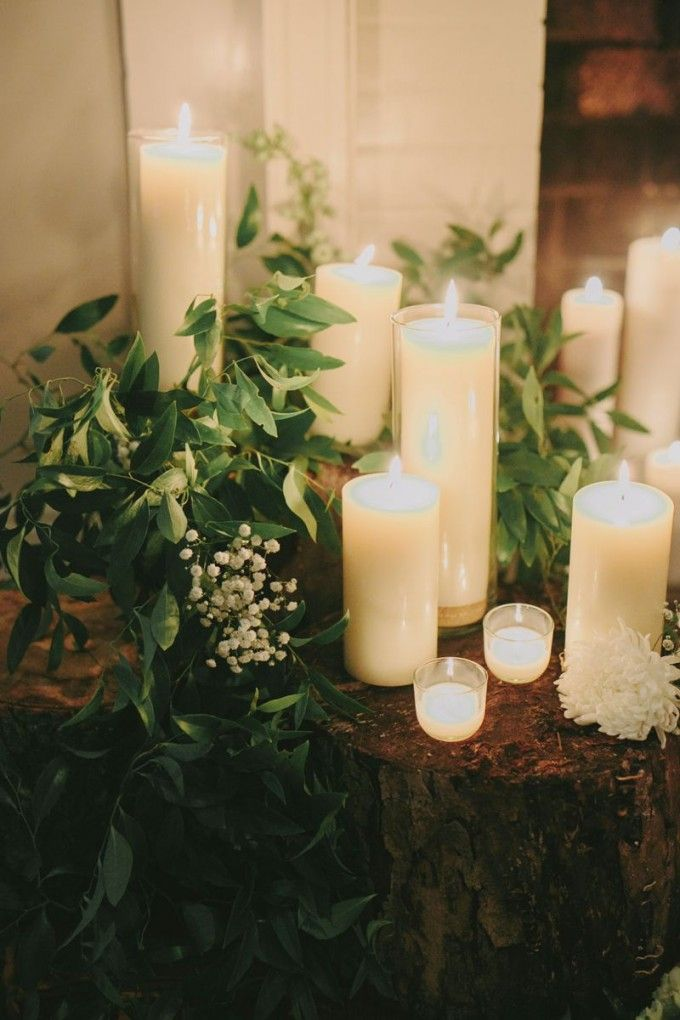 church wedding decorations candles%0A Magical Provincial Inspired Cedarwood Wedding   Cedarwood Weddings