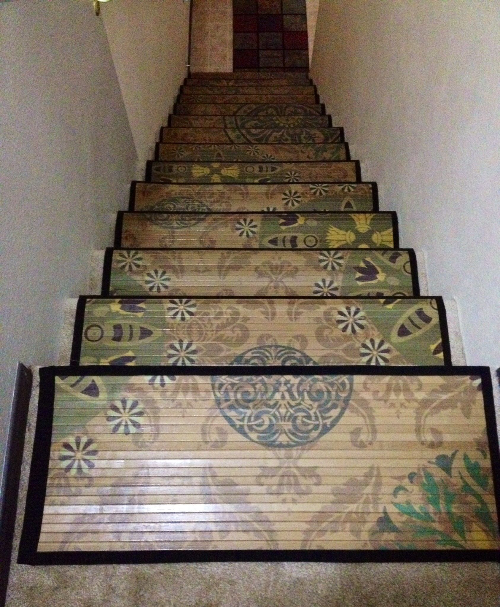 Best Fun Funky Dyi Stair Runners With Images Diy 400 x 300