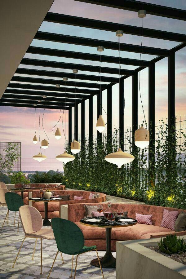 Pin De Nhm Bdg En Cafeterias En 2020 Diseno De Interiores Del Restaurante Arquitectura De Restaurante Diseno De Interiores Cafeteria