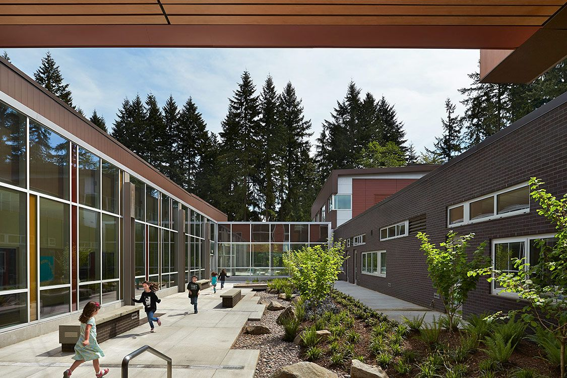 Cherry Crest Elementary School, Bellevue School District - NAC ...