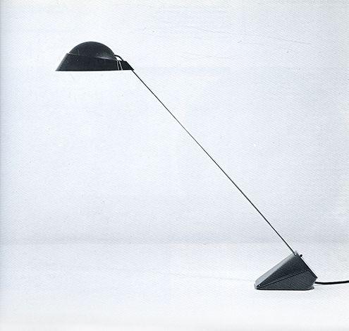 achille castiglioni ipotenusa flos lamp lampada   industrial design ...