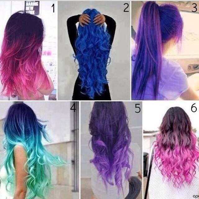 Different Types Of Hair Dying Styles | Find your Perfect Hair Style