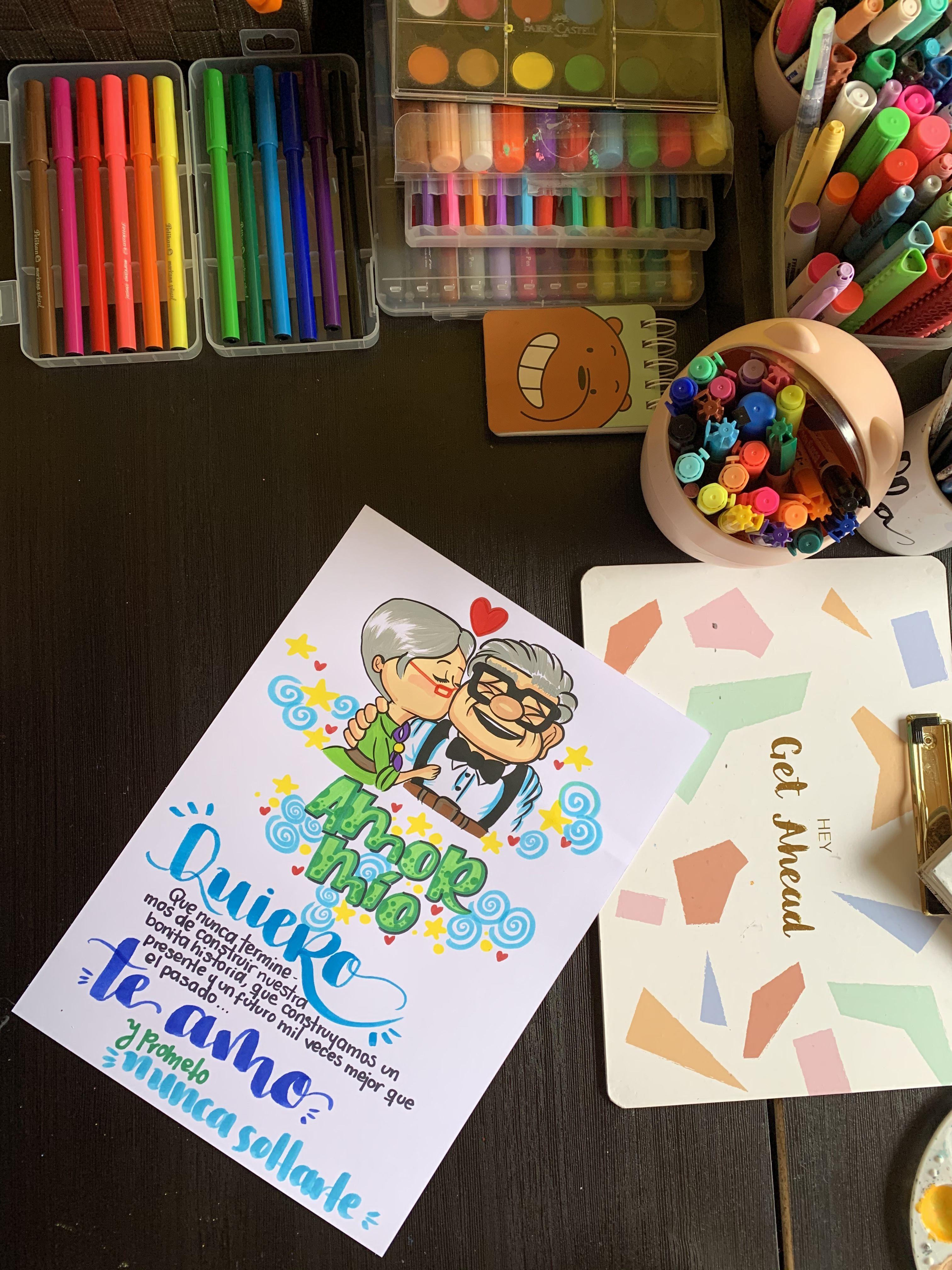 Tarjetas Personalizadas Detail Siemprecontigo Hacer Tarjetas De Cumpleaños Carta De Amor Manualidades Regalos De Cumpleaños Para Novio