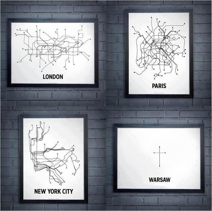 metro in Warsaw metro in Warsaw