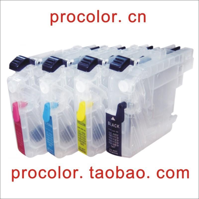 21.85$  Watch here - http://aliaju.shopchina.info/go.php?t=32810553220 - PROCOLOR New refill inkjet cartridge LC223BK LC223C LC223M LC223Y for BROTHER MFC-J5320DW/MFC-J5620DW/MFC-J5625DW/MFC-J5720DW 21.85$ #SHOPPING