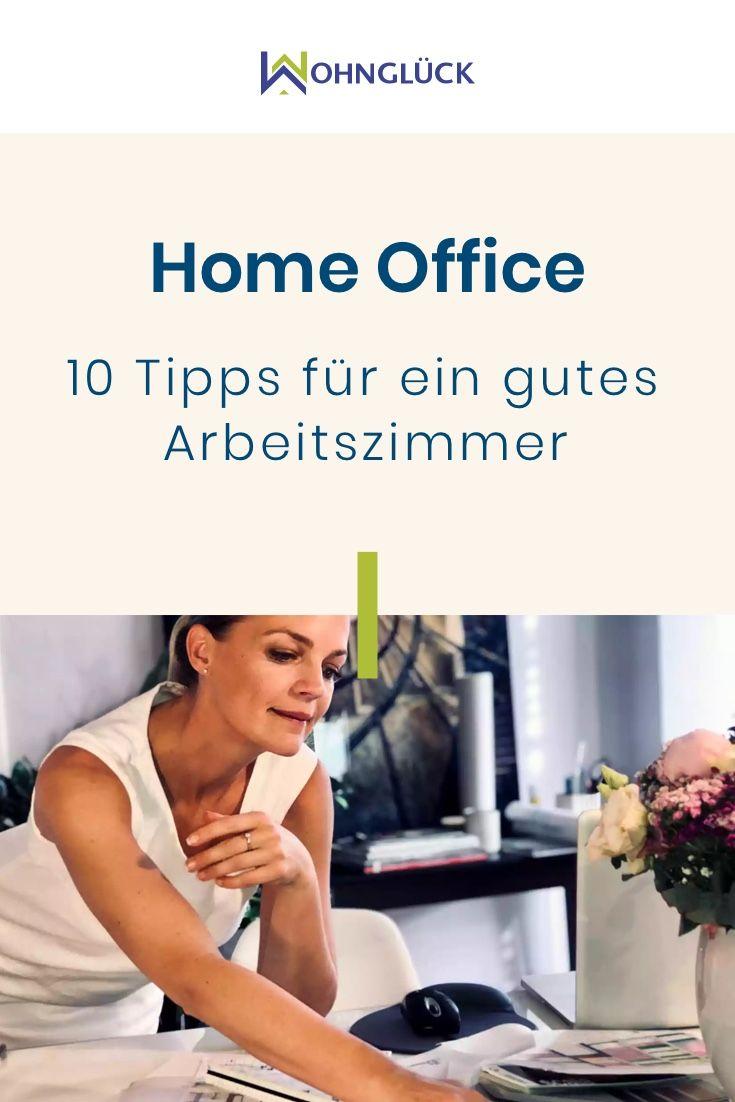 Photo of Home Office: 10 Tipps für ein gutes Arbeitszimmer