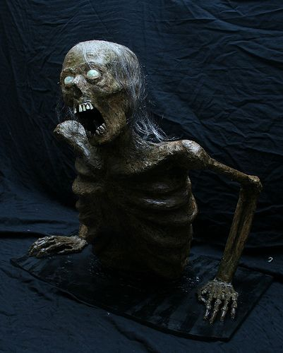 Diy Halloween Decorations, Scary
