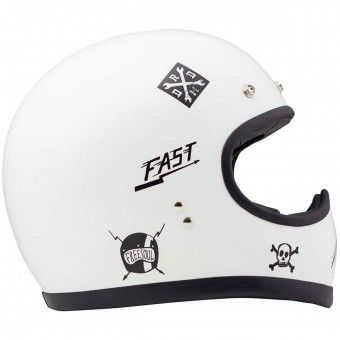 Racer Flash Lids Of Love Motorcycle Helmets Retro Helmet Helmet