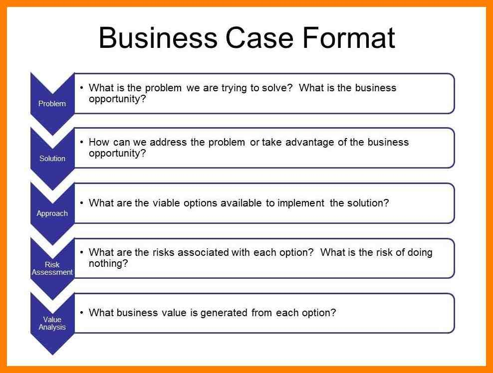 Resultado de imagen para business case template business case resultado de imagen para business case template flashek Images