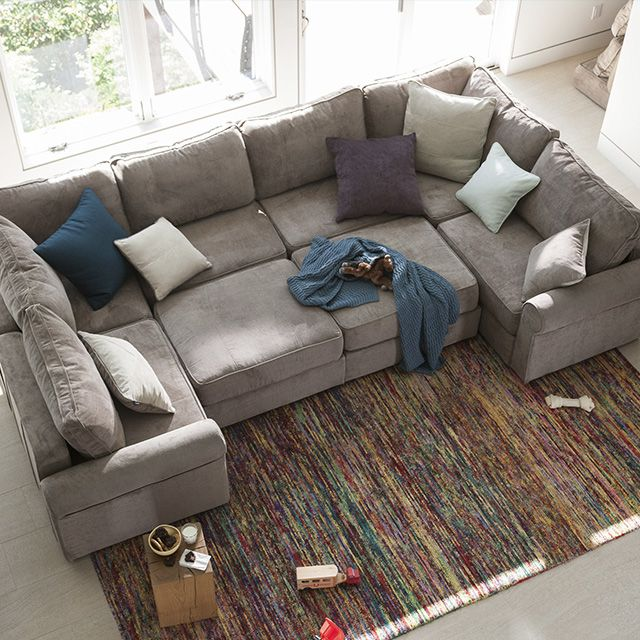 Sectional Sofas, Contemporary