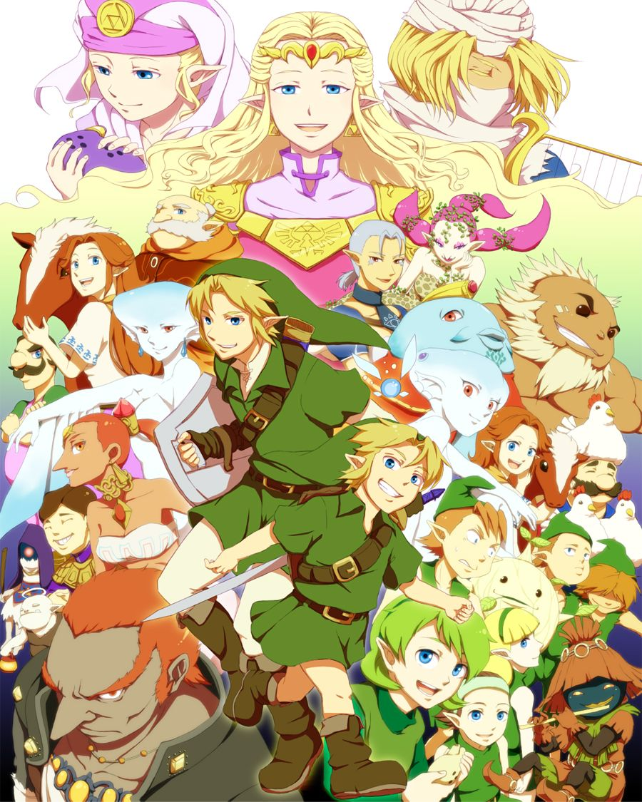 The Legend of Zelda Ocarina of Time Legend of zelda