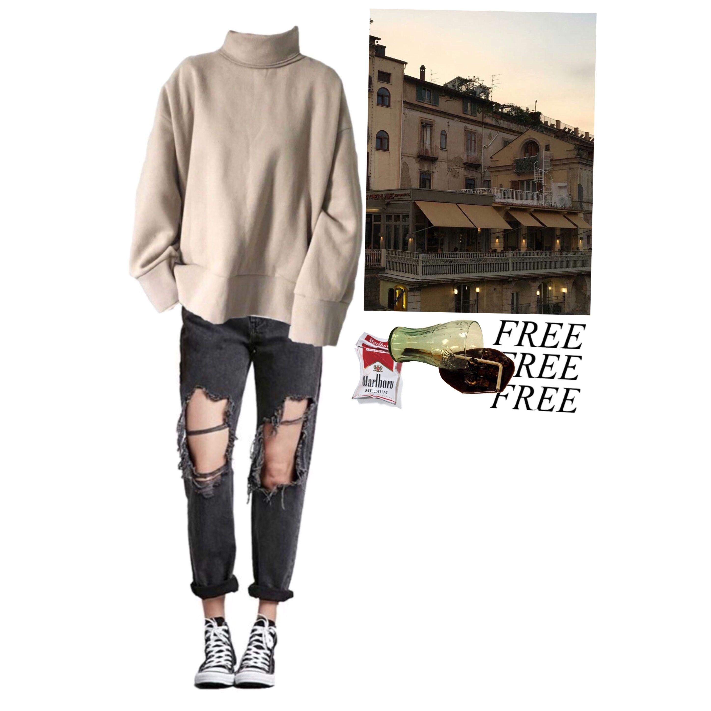 44cc69273bf0 Polyvore Casual · Everyday Outfits · Instagram.com/cryingcola Outfit by  cryingcola 🍒 Peachcobain on polyvore/pinterest Grunge Outfits