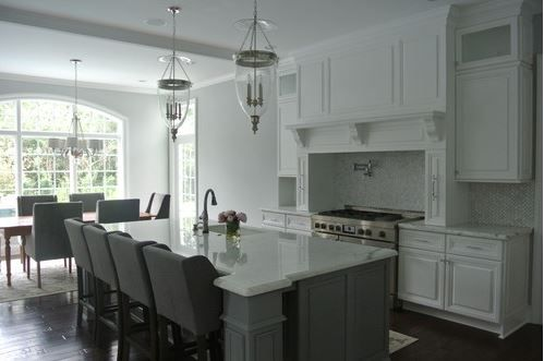 Tinsmith Sw 7657 The Home Coloriste Traditional Kitchen Kitchen Inspirations Home