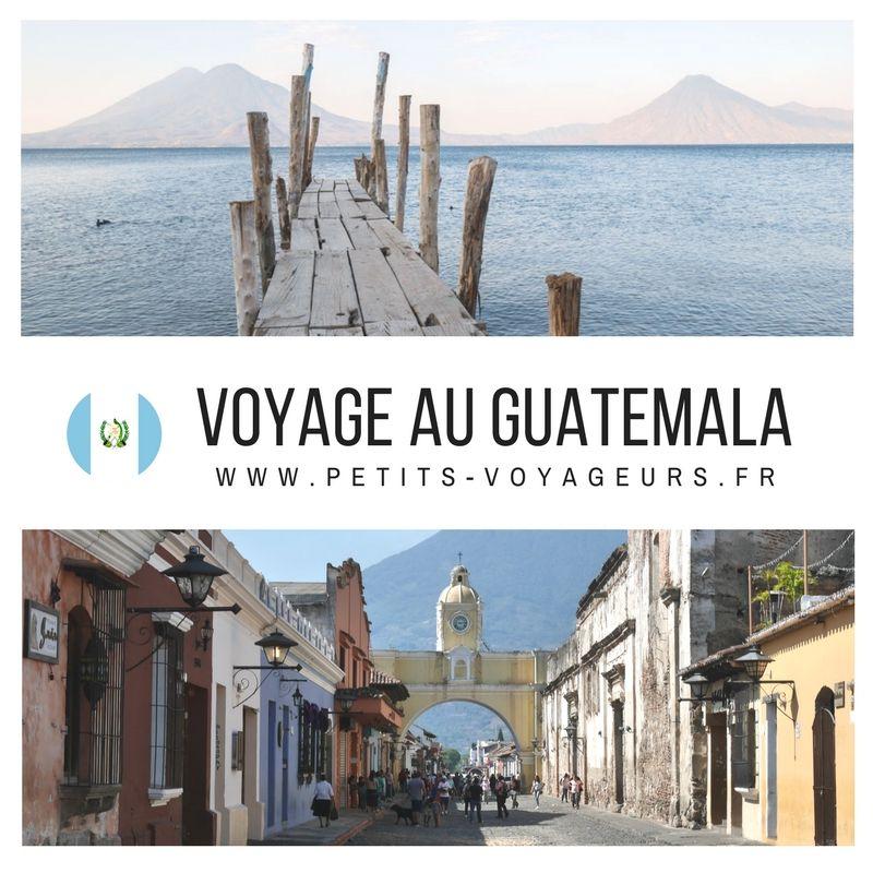 Tu pars prochainement en voyage au Guatemala ? Tu trouveras dans ce tableau toutes les ressources pour préparer ton séjour : carnets de voyages, itinéraires, bons plans et bien plus encore... #guatemala #voyage #conseils #blog