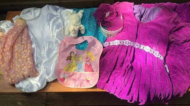 Quick, easy  cheap Storybook or Disney Princess costumes from