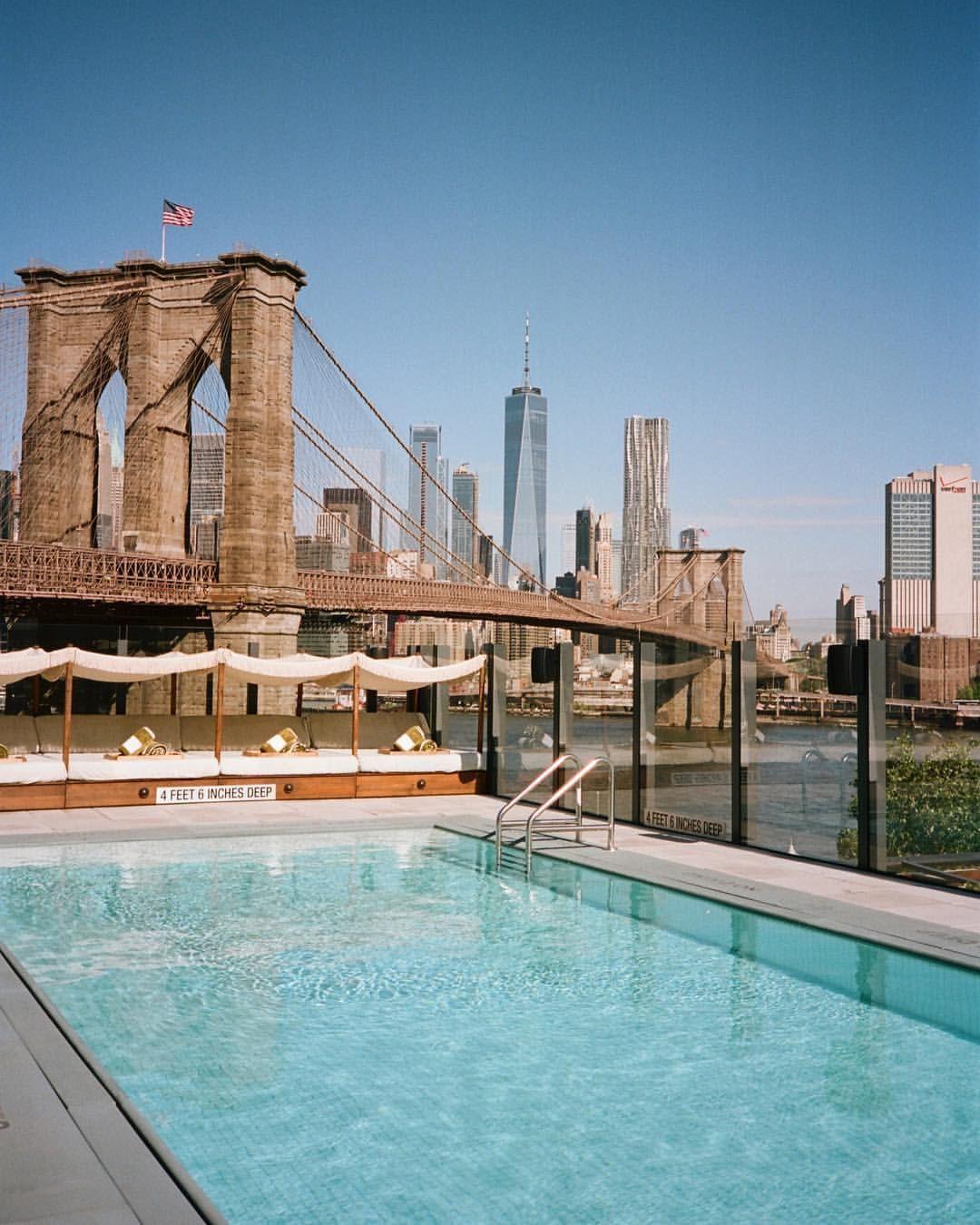 DUMBO House Brooklyn 📍 #dumbo #brooklyn #newyork #newyorkcity