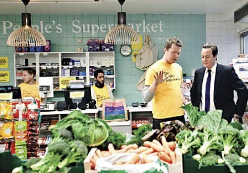 The People's Supermarket Le supermarché du peuple, par le peuple
