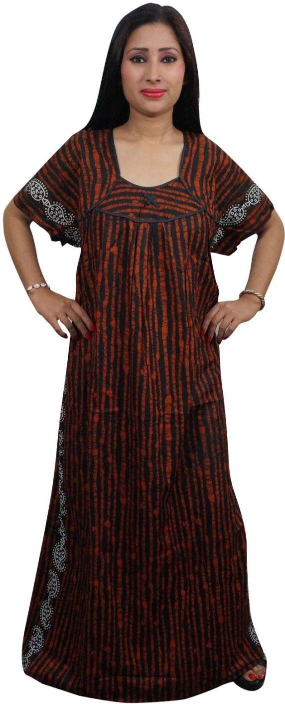 d6c0807271 Indiatrendzs Women s Nighty - Buy Indiatrendzs Women s Nighty Online at  Best Prices in India