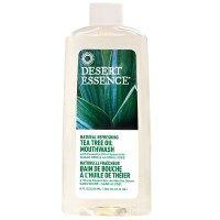 desert essence tea tree oil mouthwash natural refreshing 8 fl oz 236 ml missy 39 s project. Black Bedroom Furniture Sets. Home Design Ideas