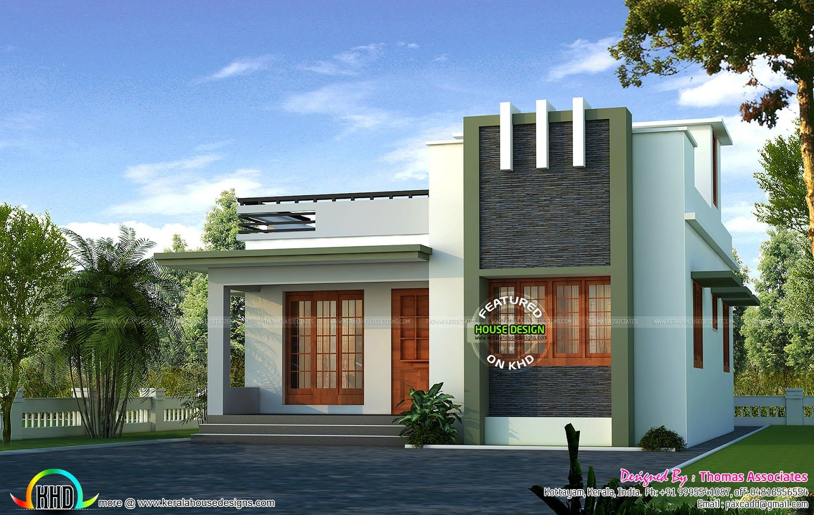 Check The Photos Of Some 35 Most Affordable And Simple Design That You Can Pattern Your Dream Ho Kerala House Design House Designs Exterior Modern House Design