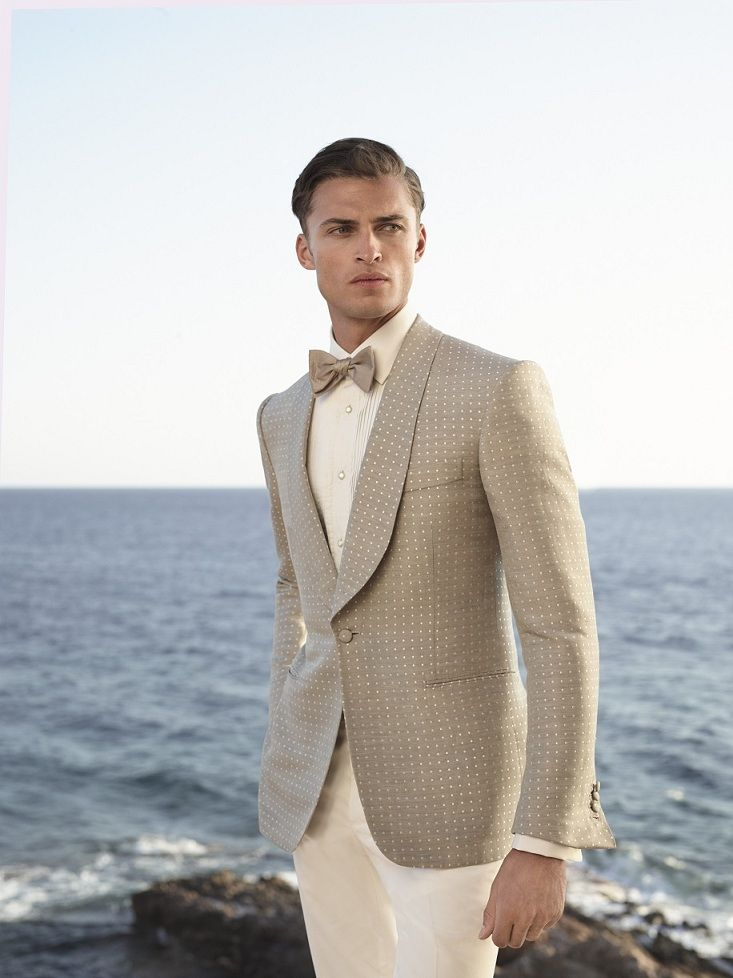 Gieves and Hawkes - SS15 'Coastal Reflection' — The Sartorial Guide