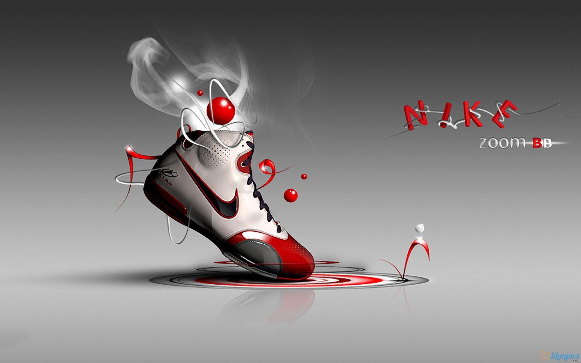 NIKE Sneaker Zoom BB Hd wallpapers for laptop, Nike