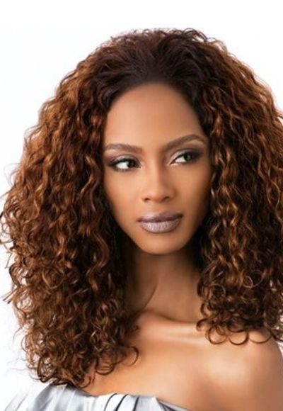Outre wet n wavy hairstyles pinterest lace front wigs outre wet n wavy black hair weaves100 pmusecretfo Gallery