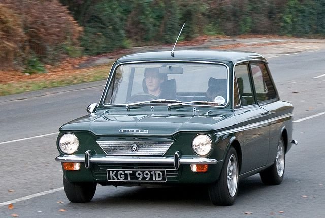 1966 Singer Chamois Hillman Imp Classic Cars On The London To