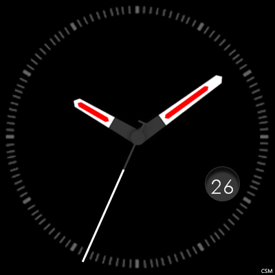 Android Watch Faces - Download Free Android Watch Faces and VXP