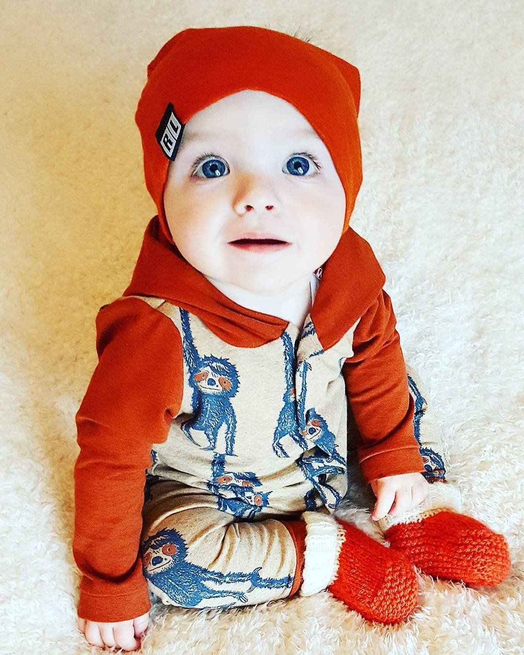46a79efae5c3 Annvivi Baby Boys Girls Animal Jumpsuit Hoodie Romper Monkey Creepers  Bodysuit Clothes Monkey 1824 Months    Make certain to look into this  remarkable item.