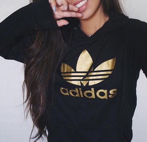 Adidas Black And Girl Image 20 Something Style Adidas Clothes