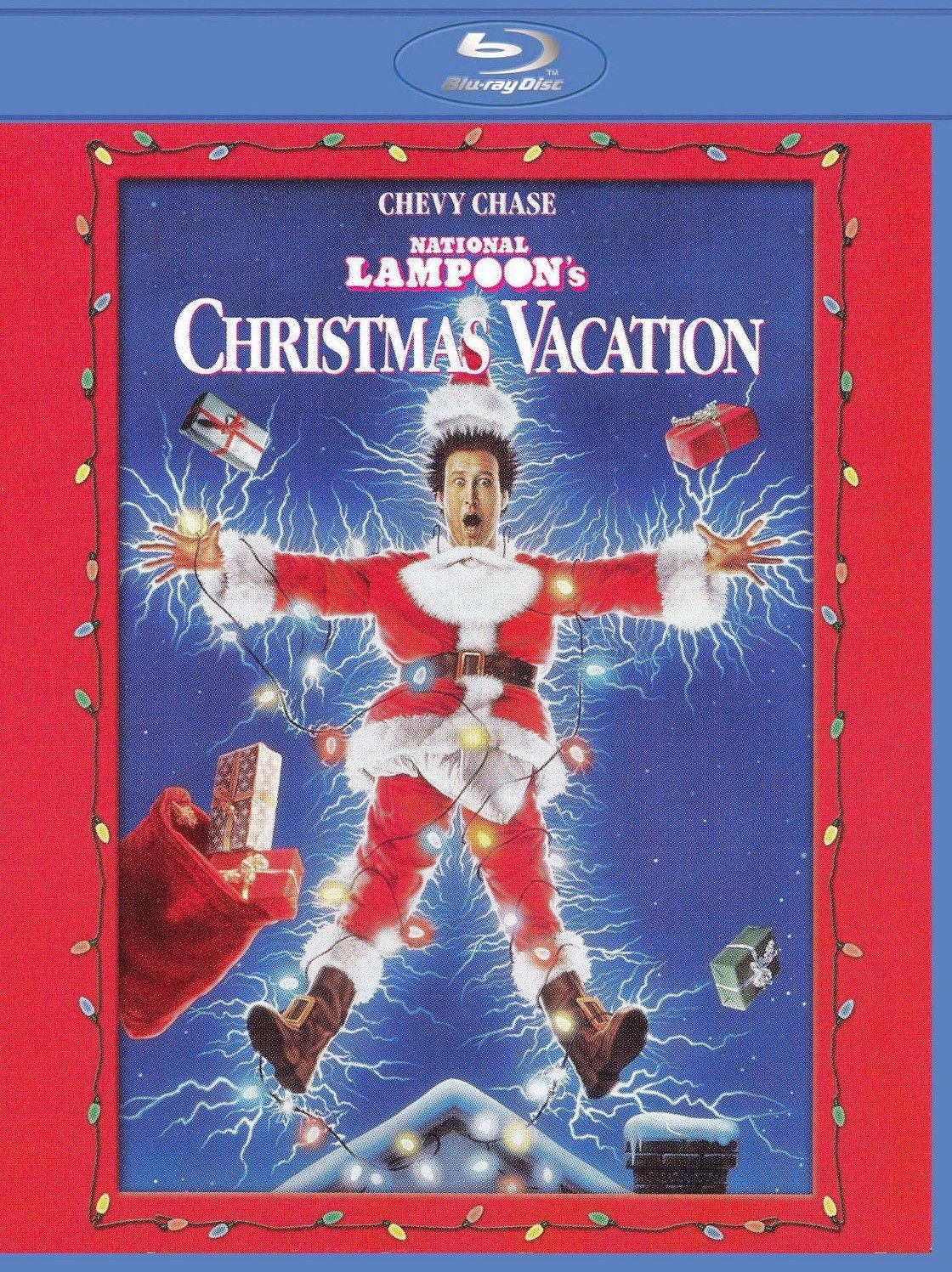National Lampoon's Christmas Vacation (BluRay) (With