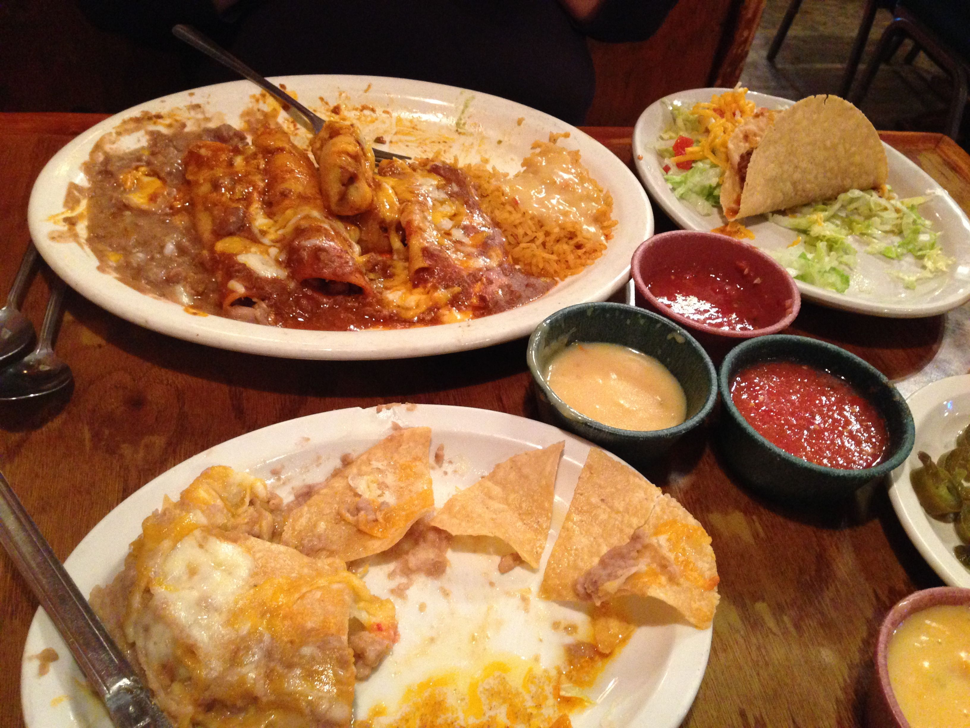Chelino S Mexican Restaurant In Bricktown Okc Ok This Is The Best Tex Mex Food I Ve Ever Put In My Mouth They Have Other Stores Aro Tex Mex Recipes Eat Food