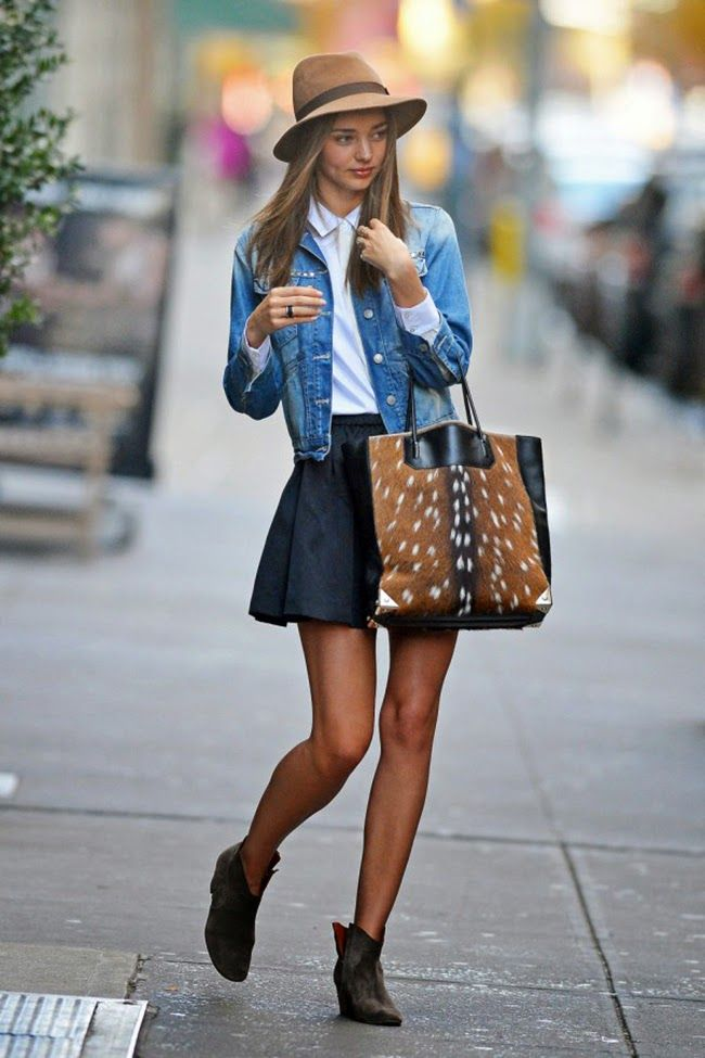 6fa859c35e55 Only Shopping Blog - Fashion Blogger  Miranda Kerr  i migliori outfit