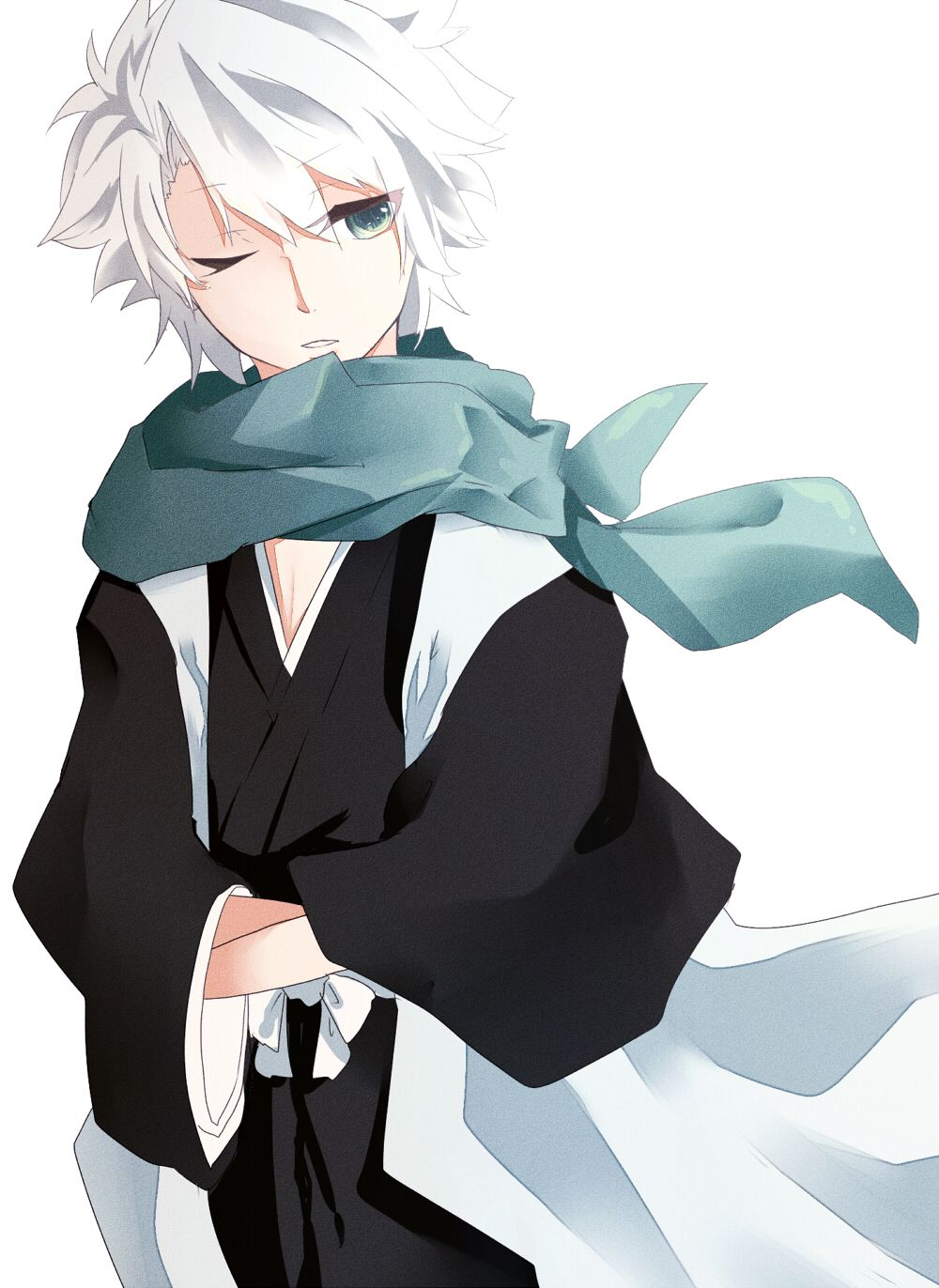 Toshiro Hitsugaya Not Just The Bleach King But Anime In General