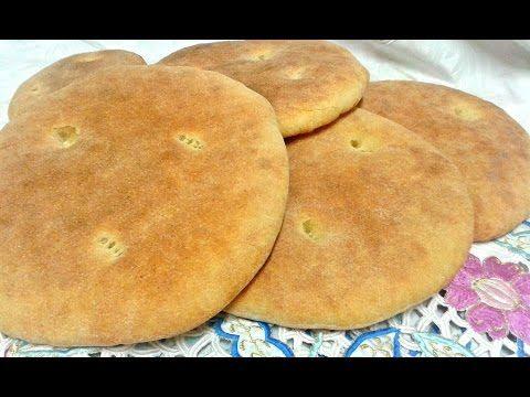 خبز الدار رائعة و معلوكة في الكوكوط بلا عليك بلا تعب تحضر بسهولة Youtube Pizza Bread Food Breakfast
