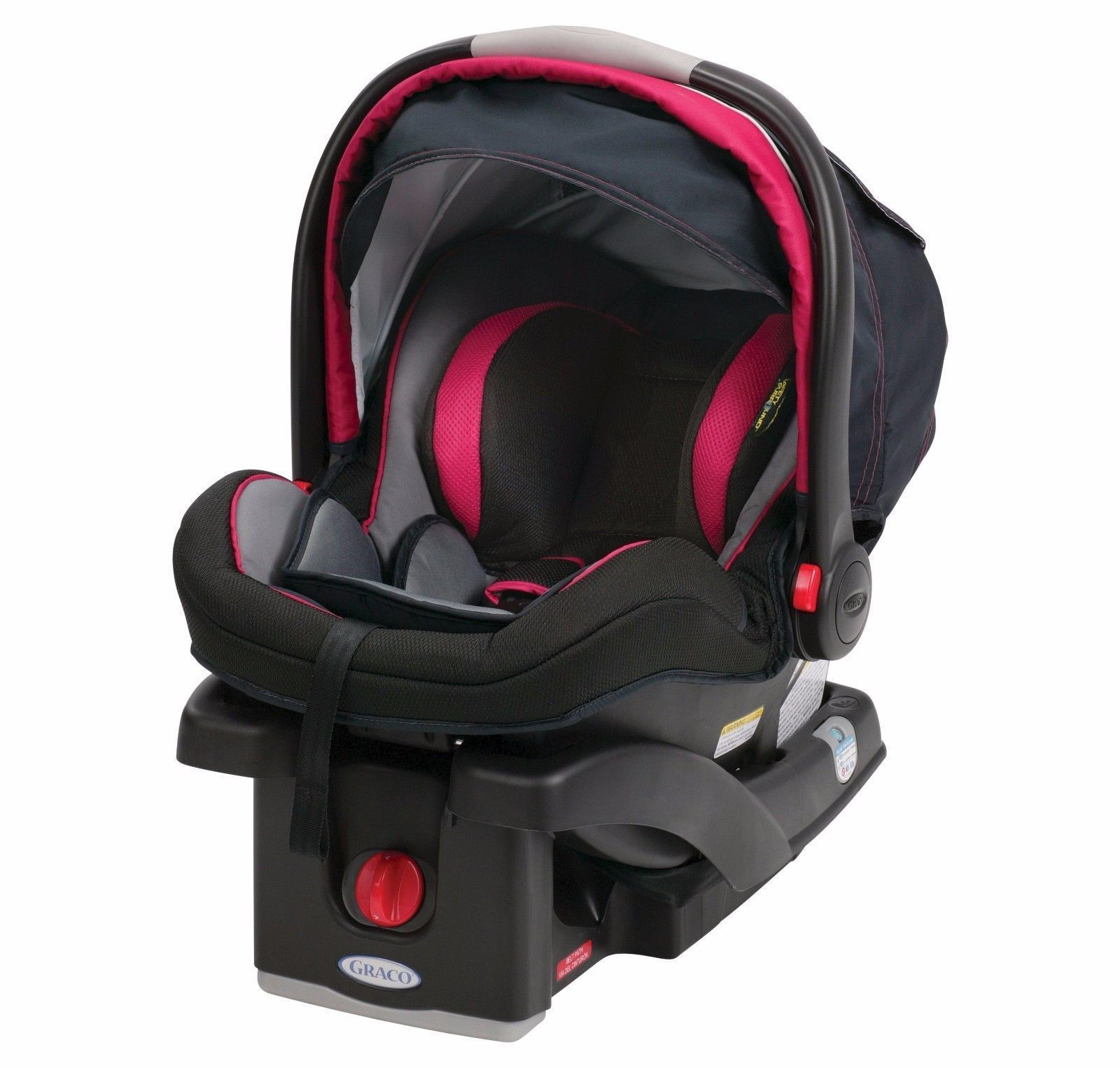 New Graco SnugRide® 35 LX Infant Car Seat with Safety