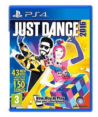 Just #dance 2016 #(ps4),  View more on the LINK: 	http://www.zeppy.io/product/gb/2/252403208186/