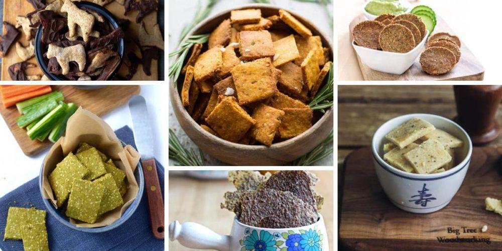 22 Best GlutenFree Cracker Recipes Gluten free cracker