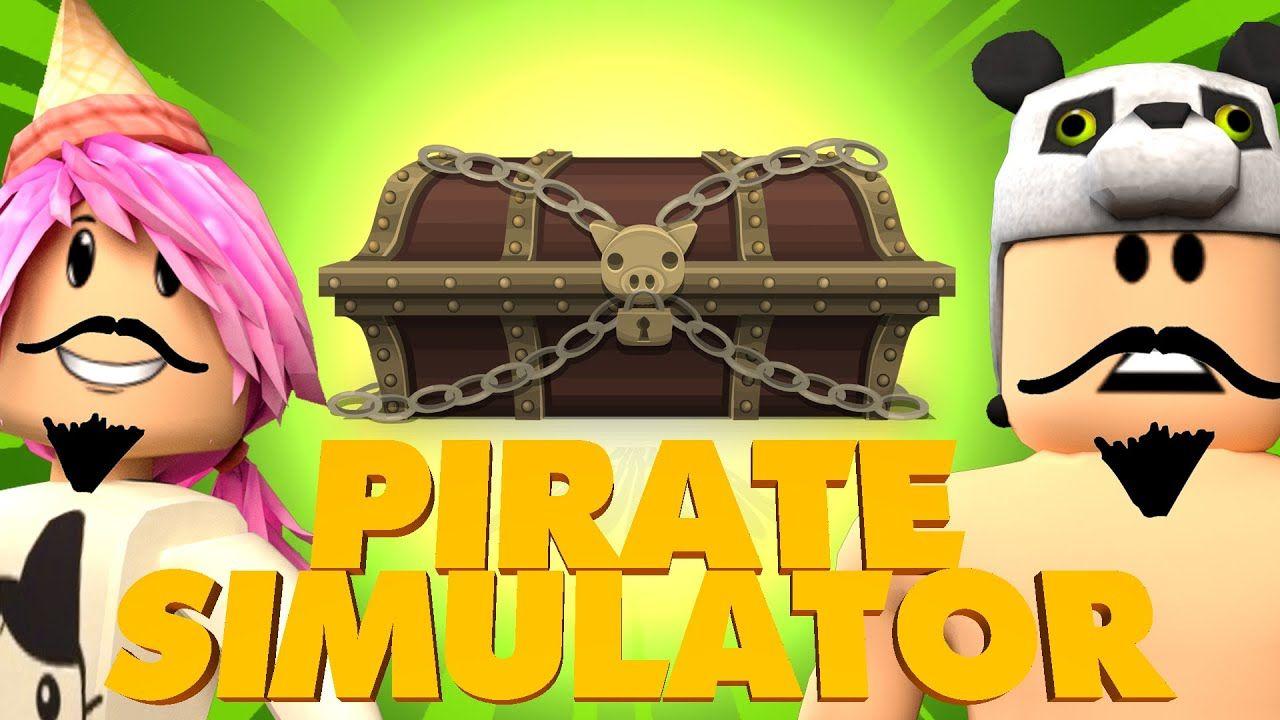 Harika Panda Roblox Youtube Pirate Simulator Roblox Ep 1 I M Cap N Jack Panda Mate Roblox